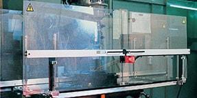 Milling Machine Guards - Nelsa workshop guards