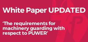 PUWER Requirements for Machine Guarding | White Paper | Procter