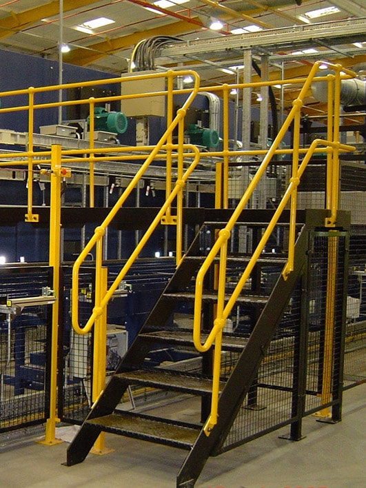 Access Platforms Gallery Procter Machine Safety