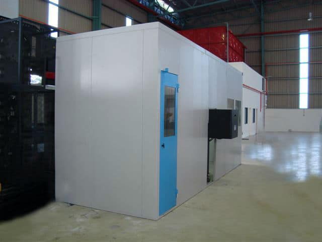 Acoustic Enclosure Gallery Procter Machine Safety