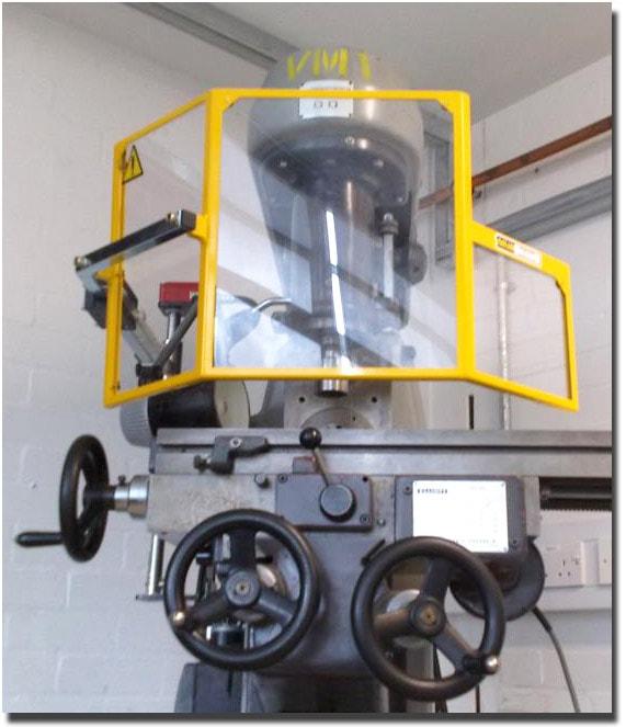 Milling Machine Guards Procter Machine Safety