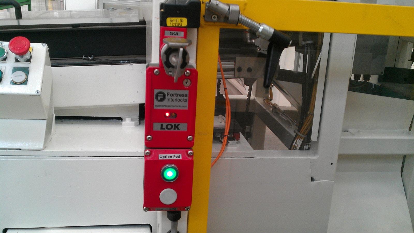 Interlocks And Lightguards Gallery Procter Machine Safety