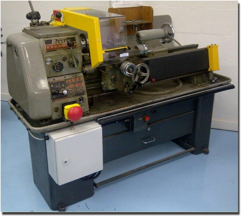 Lathe Chuck Guards Gallery Procter Machine Safety