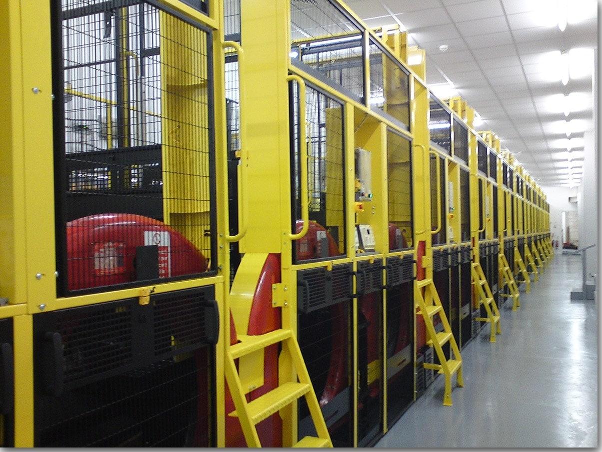 Bespoke Machine Guards Procter Machine Safety