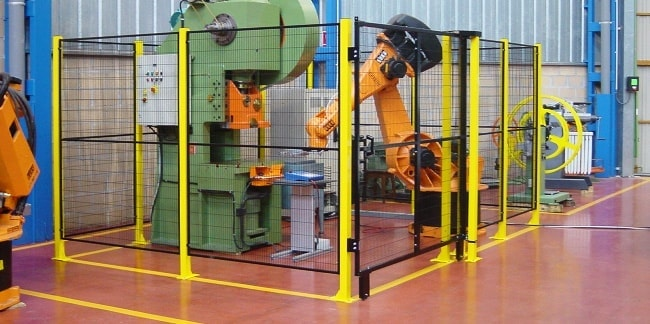Strong Procter Machine Safety