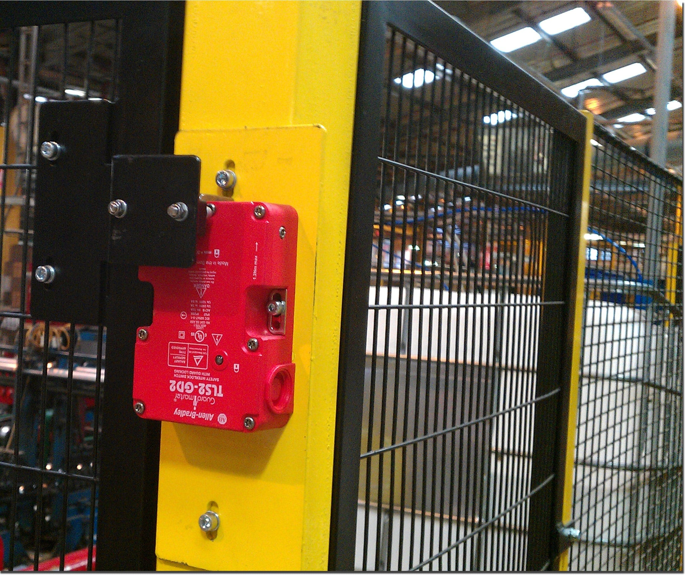 Interlocks And Lightguards Gallery Procter Machine Safety