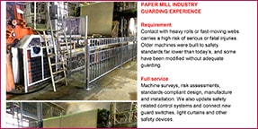 paper mill guards data sheet