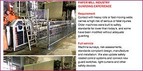 paper mill guards data sheet