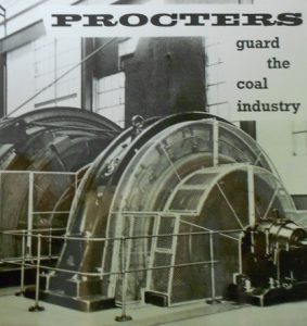 Procter Machine Guarding for coal industry