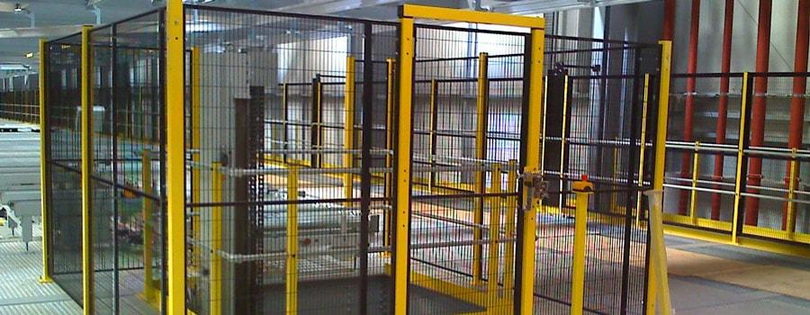 Doors Satech Modular Perimeter Guarding Procter