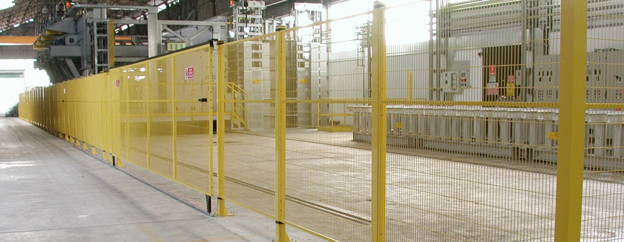 Perimeter Machine Guards Products Procter Machine Safety
