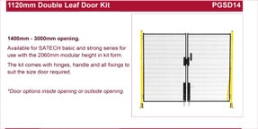 Double-Leaf-Door-Kit-Satech-Data-Sheet