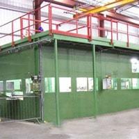 acoustic enclosure sheet steel