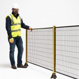 1120mm Modular Perimeter Guards | SATECH BASIC