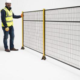 1420mm Modular Perimeter Guards | SATECH BASIC