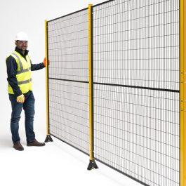 2060mm Modular Perimeter Guards | SATECH BASIC