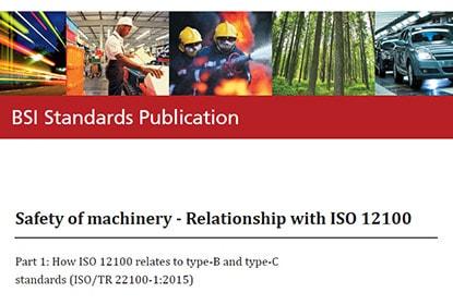 PD CEN ISO/TR 22100-1:2017
